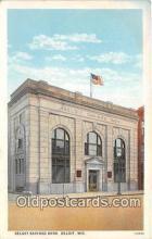 bnk001534 - Beloit Savings Bank Beloit, Wis, USA Postcard Post Card
