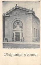 bnk001583 - First National Bank Wellsville, NY, USA Postcard Post Card