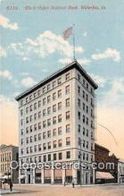 bnk001593 - Black Hawk National Bank Waterloo, Iowa, USA Postcard Post Card