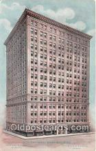 bnk001617 - City National Bank Building Omaha, Neb, USA Postcard Post Card