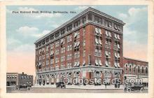 bnk001647 - First National Bank Building Bartlesville, Oklahoma, USA Postcard Post Card