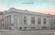bnk001726 - First National Bank Ord, Neb, USA Postcard Post Card