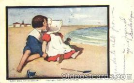 bon001020 - Bonnet, Bonnets, Postcard Post Card