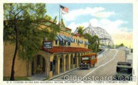 bot001002 - Brownsville, Texas, TX, USA Border Town Towns Postcard Post Card