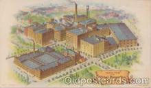 bre001004 - Pabst Breweries Brewery Postcard Post Card