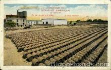 bre001059 - D.M. Distillery Juarez, Mexico Beer Brewery, Breweries, Post Card Post Card
