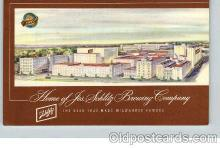 bre001085 - Jos. Schlitz Brewing Company Beer Brewery, Breweries, Post Card Post Card
