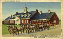 bre001088 - Genese Brewing Co. Inc.  The Genesse 12 Horse Team Beer Brewery, Breweries, Post Card Post Card