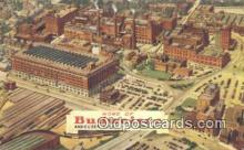 bre001205 - Home of Budweiser St. Louis, MO, USA Postcard Post Cards Old Vintage Antique