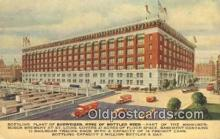 bre001206 - Bottling Plant of Budweiser St. Louis, MO, USA Postcard Post Cards Old Vintage Antique