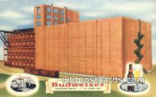 bre001207 - Budweiser, Anheuser Busch St. Louis, MO, USA Postcard Post Cards Old Vintage Antique