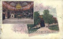 bre001211 - Private Stables, Anheuser Busch  Postcard Post Cards Old Vintage Antique