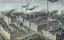 bre001219 - Pabst Brewing Co Milwaukee, Wis, USA Postcard Post Cards Old Vintage Antique