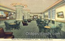 bre001238 - Reception Room, Anheuser-Busch St. Louis, MO, USA Postcard Post Cards Old Vintage Antique