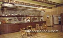 bre001246 - Main Tasting Room, Italian Swiss Colony Winery Asti Postcard Post Cards Old Vintage Antique
