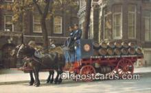 bre001254 - Pabst Beer Wagon Milwaukee, Wis, USA Postcard Post Cards Old Vintage Antique