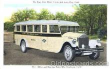 bus010013 - Salt Lake City Utah, USA, The Gray line Motor Tours, Bus Buses Postcard Post Card