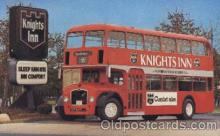 bus010038 - Knights Inn Bus, Buses Postcard Post Card