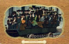 bus010098 - Bus Buses, Old Vintage Antique Post Card Postcard