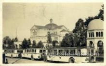 bus010142 - Washington DC USA Bus Buses, Old Vintage Antique Post Card Postcard