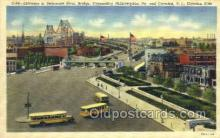 bus010170 - Camden, NJ USA Bus Buses, Old Vintage Antique Post Card Postcard