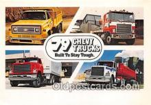 bus010248 - Trucks, Vintage Collectable Postcards