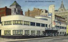 bus500004 - Greyhound Bus Terminal Cincinnati Ohio USA