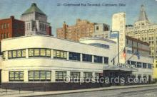 bus500021 - Greyhound Bus Terminal Cincinnati Ohio USA