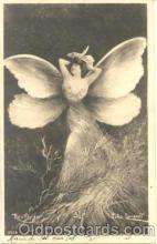 but001110 - Fantasy Postcard Post Card