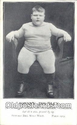 Johnny trunlet the peckham fat boy buffalo bill wild west