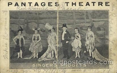 Pantages Theaters