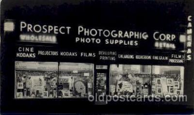 cam001163 - Prospect Photographic Corp., Atlanta, GA USA Camera Post Card Postcard