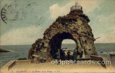 cam001168 - Biarritz Camera Post Card Postcard