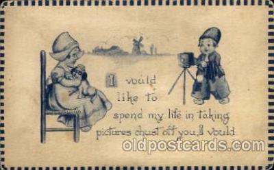 cam001179 - Camera Post Card Postcard