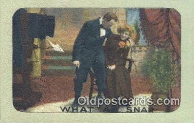 cam001243 - Camera Postcard, Post Card Old Vintage Antique