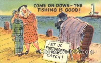 cam001253 - Camera Postcard, Post Card Old Vintage Antique