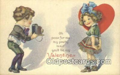 cam001298 - Camera Postcard, Post Card Old Vintage Antique