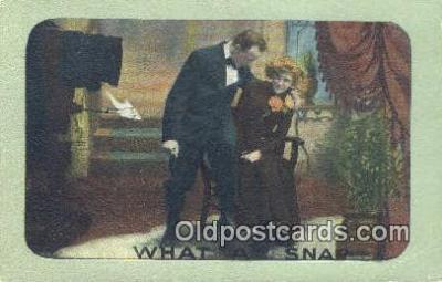 cam001318 - Camera Postcard, Post Card Old Vintage Antique