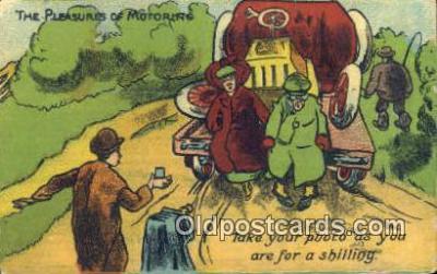 cam001327 - Camera Postcard, Post Card Old Vintage Antique