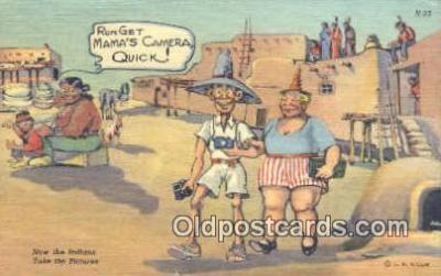 cam001343 - Camera Postcard, Post Card Old Vintage Antique
