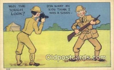 cam001385 - Camera Postcard, Post Card Old Vintage Antique