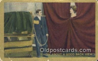 cam001393 - Camera Postcard, Post Card Old Vintage Antique