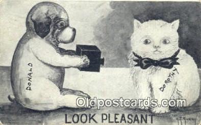 cam001405 - Artist AF Avery Camera Postcard, Post Card Old Vintage Antique