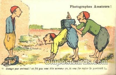 cam001419 - Camera Postcard, Post Card Old Vintage Antique