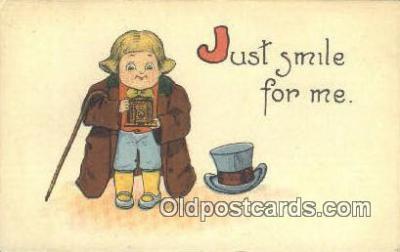 cam001427 - Camera Postcard, Post Card Old Vintage Antique