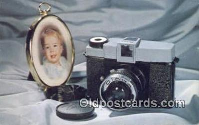 cam001428 - Diana Camera Camera Postcard, Post Card Old Vintage Antique