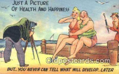cam001439 - Camera Postcard, Post Card Old Vintage Antique