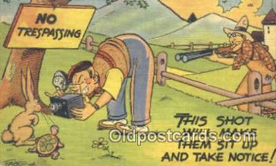 cam001452 - Artist Faber Camera Postcard, Post Card Old Vintage Antique