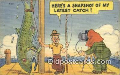 cam001491 - Camera Postcard, Post Card Old Vintage Antique