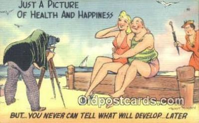 cam001494 - Camera Postcard, Post Card Old Vintage Antique
